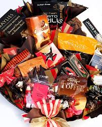 the ultimate gourmet gift basket ginger says