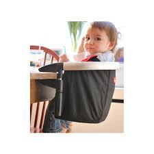 siège de table pour bébé chaise bébé accroche table design à la maison