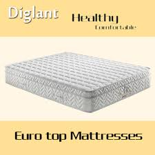 euro top mattresses guangdong diglant furniture industrial co ltd