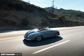 porsche nardo grey real replica who cares the outlaw speedster speedhunters