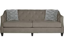 sofia vergara mandalay charcoal sofa affordable sofia vergara sofas rooms to go furniture