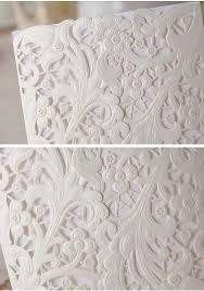 Free Invitation Cards Aliexpress Com Buy 2015 White Laser Cut Wedding Invitation Cards