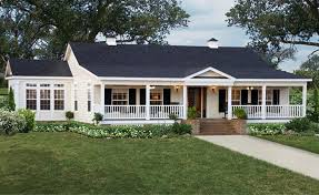 Houses With Big Porches Manufactured Homes With Wrap Around Porches Bing Images Front