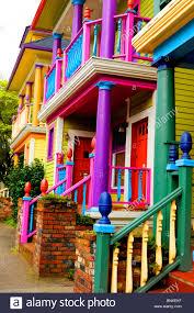 Oregon House by Victorian Houses Portland Oregon Usa Stock Photo Royalty Free