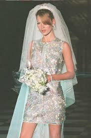 versace wedding dresses the best most supermodel filled images from the height of gianni