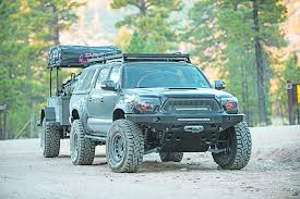 survival truck gear a bug out toyota tacoma fit for a u s marine recoil offgrid