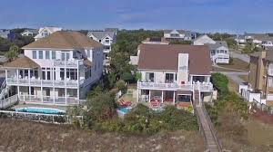 surf de soleil emerald isle north carolina beach house youtube