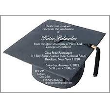 graduation cap invitations 25 personalized graduation party invitations graduation cap