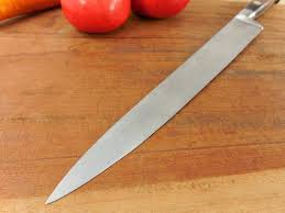 kitchen knives sabatier jeune sabatier france vintage kitchen slicing knife inoxydable