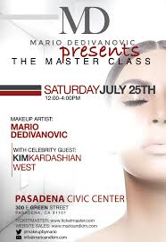 makeup artist workshops mario dedivanovic