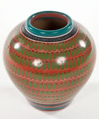 Mexican Vase Accessories Kurtz Collection