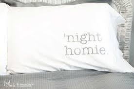 personalized pillow diy personalized pillow cases the easy way designer trapped