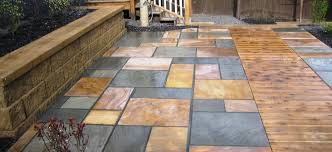 How Much Does A Paver Patio Cost by Paver Stone Patio Cost Home Design Ideas And Pictures