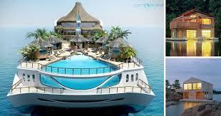 Amazing Houses 10 Amazing Floating Houses Around The World Architecture U0026 Design