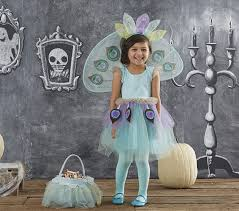 Halloween Costumes 2t Toddler Peacock Fairy Tutu Costume Pottery Barn Kids