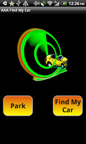 find my app for android aaa find my car free android app android freeware