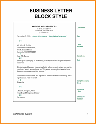 Musician Resume Block Style Letter How To Format A Cover Letter