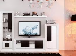 living room wall cabinets tv amazing modern open concept living room with white walls and