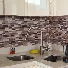 backsplash stick on wall tiles for kitchen smart tiles metro