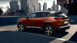 peugeot car one peugeot 3008 revealed a new suv look for pug u0027s 2016 family