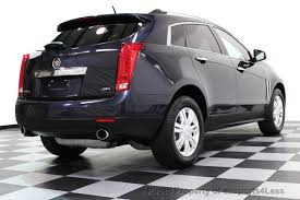 2014 cadillac srx 2014 used cadillac srx certified srx4 awd luxury collection