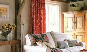 Country Curtains For Living Room Country Style Curtains For Living Room Regarding Cozy Living Room