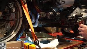 bmw motorcycle change bmw r1100rt engine change