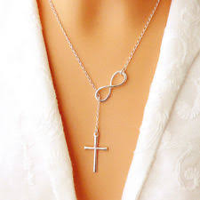 sterling silver cross necklace ebay