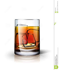 old fashioned cocktail clipart alcoholic drink with ice stock vector image of picture 32094760