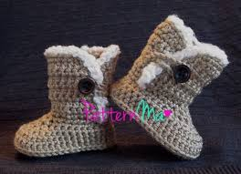 womens size 12 baby boots crochet s slippers boots size 5 12 22 crochet baby