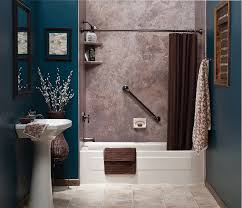 small bathroom remodel with gorgeous results http www