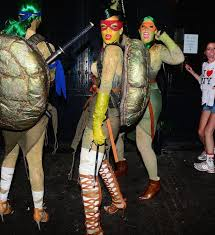Teenage Mutant Ninja Turtles Halloween Costumes Girls Rihanna U0027s Teenage Mutant Ninja Turtle Costume Won