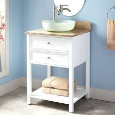 Vessel Sink Cabinet Height Kangsudar Faucets For Vessel Sink Idea Vanity For Vessel Sink