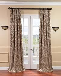 Kitchen Door Curtain by Curtain Ideas Over French Doors 1000 Ideas About French Door