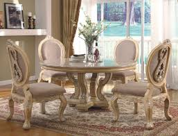 dining tables back burner tab distressed dining table set