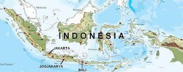 bali indonesia map jakarta bali map