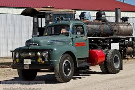 feature 1951 ford f7 big job u2013 classic recollections
