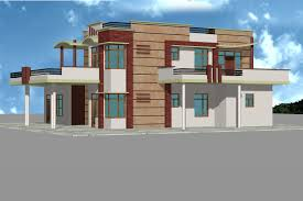 Flat Front Elevation Designs Uncategorized Home Design ly Then