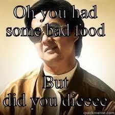 Mr Chow Gay Meme - mr chow memes quickmeme