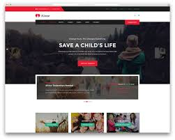 Best Resume Wordpress Theme by 17 Best Wordpress Themes For Non Profit Charity And Fundraising