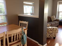 accent wall peppercorn by sherwin williams main wall color is