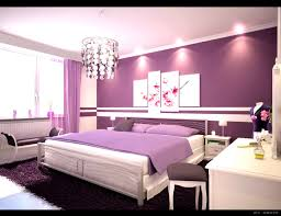 Teenage Bedroom Wall Colors - bedroom fascinating black white and purple bedroom ideas
