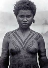 the forgotten code tribal tattoos of papua guinea