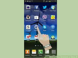 how to take a screenshot on an android phone how to take a screenshot on galaxy s3 7 steps with pictures