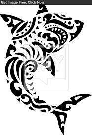 tribal sea tattoos
