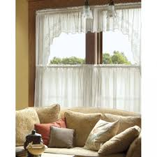 heritage lace sheer divine curtains bedbathhome com