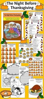 thanksgiving at the tappletons cause and effect activity great for