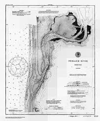 Oregon Tsunami Map by Map Of Nehalem River And Bay 1891 From The Archives Of The