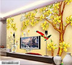 3d room wallpaper custom mural non woven picture 3 d color emboss