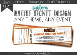 how to make raffle tickets on word best 25 custom raffle tickets ideas on pinterest raffle tickets